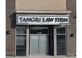 Burlington civil litigation lawyer Tangri Law Firm