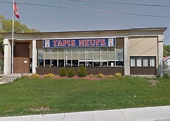 Gatineau flooring company Tapis Neufs De L'Outaouais Ltée