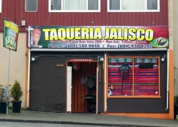 Surrey mexican restaurant Taqueria Jalisco