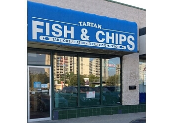 Oakville fish and chip Tartan Fish & Chips