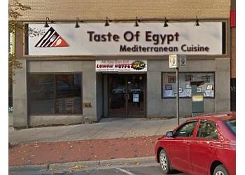Saint John mediterranean restaurant Taste of Egypt