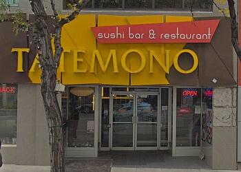 Hamilton sushi Tatemono Sushi Bar & Restaurant