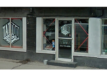 Montreal tattoo shop Tattoo Box