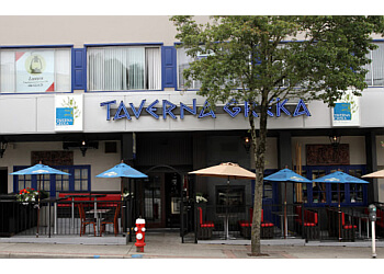 New Westminster mediterranean restaurant Taverna Greka