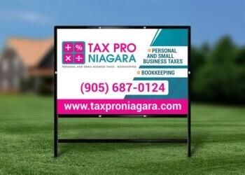 St Catharines tax service Tax Pro Niagara