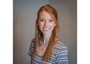 Aurora physical therapist Taylor Campbell, M.ScPT, M.Sc, B.ScH