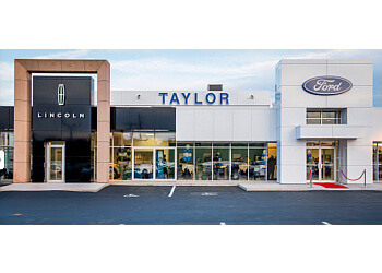 Moncton car dealership Taylor Ford Lincoln