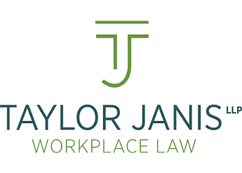 Edmonton employment lawyer Taylor Janis Employment Lawyers LLP