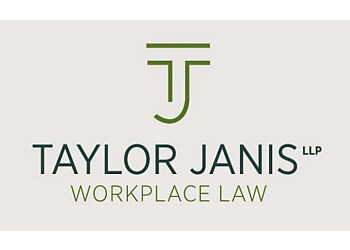 Red Deer employment lawyer Taylor Janis LLP