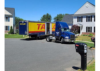 Burlington moving company Taylor Moving and Storage