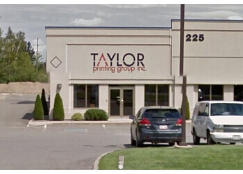 Fredericton printer Taylor Printing Group Inc.