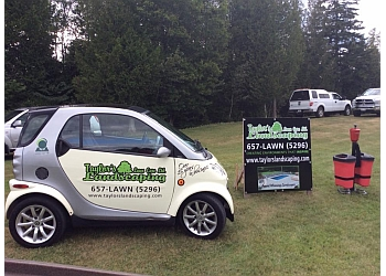 Saint John landscaping company Taylor's Landscaping Lawn Care Ltd.
