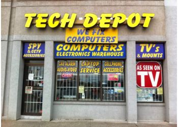 Vaughan computer repair Tech Depot Inc.