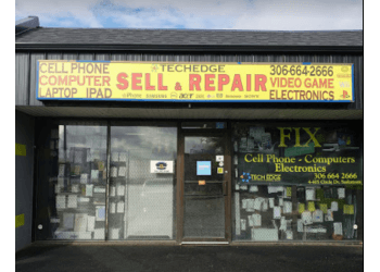 Saskatoon computer repair Tech Edge Ltd.