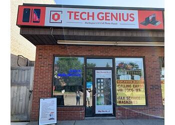 Burlington cell phone repair Tech Genius