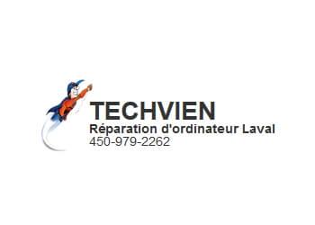 Laval computer repair TechVien