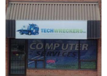 Cambridge computer repair TECH WRECKERS INC.