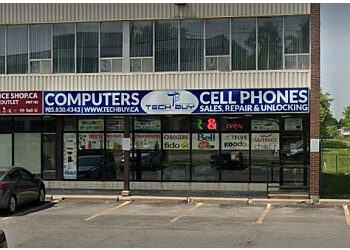 Newmarket cell phone repair Techbuy