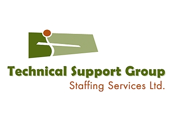 Sherwood Park employment agency Technical Support Group Staffing Services Ltd.