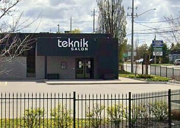 Kitchener hair salon Teknik Salon & Spa
