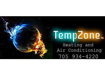 Kawartha Lakes hvac service TempZone Inc.