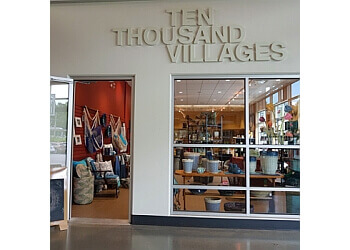 Abbotsford gift shop Ten Thousand Villages