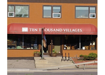 Calgary gift shop Ten Thousand Villages