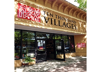 Edmonton gift shop Ten Thousand Villages