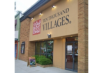 Langley gift shop Ten Thousand Villages