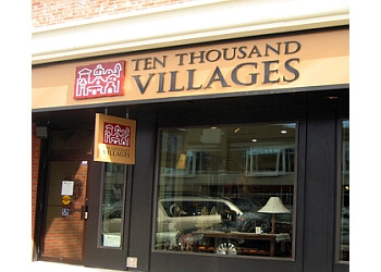 Lethbridge gift shop Ten Thousand Villages