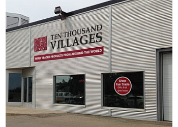 Saskatoon gift shop Ten Thousand Villages