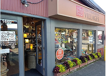 Vancouver gift shop Ten Thousand Villages