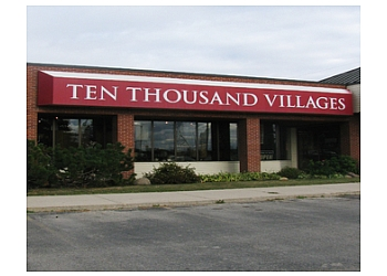 Winnipeg gift shop Ten Thousand Villages