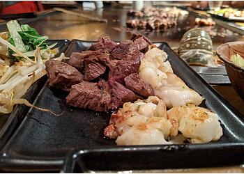 Regina japanese restaurant Teppanyaki Japanese Steak House