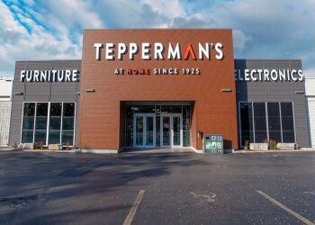 Windsor furniture store Tepperman's Windsor
