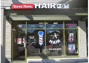 Richmond barbershop Terra Nova Barber