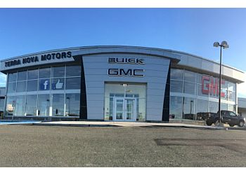 St Johns car dealership Terra Nova GMC BUICK