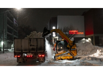 Winnipeg snow removal Terrace Snow Removal