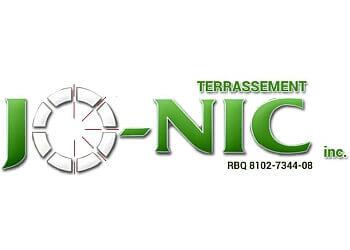 Brossard landscaping company Terrassement Jo-Nic Inc.