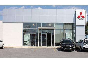 Terrebonne car dealership Terrebonne Mitsubishi