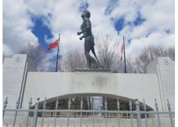 Thunder Bay landmark Terry Fox Memorial and Lookout