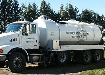 Brampton septic tank service Terry Hunter Septic Tank Pumping Service