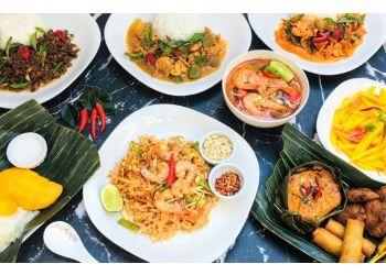 Richmond Hill thai restaurant Thai 5 Cafe