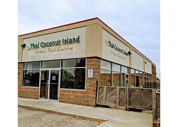 Cambridge thai restaurant Thai Coconut Island