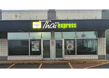 Drummondville thai restaurant Thai Express