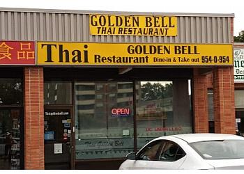 Newmarket thai restaurant Thai Golden Bell Restaurant