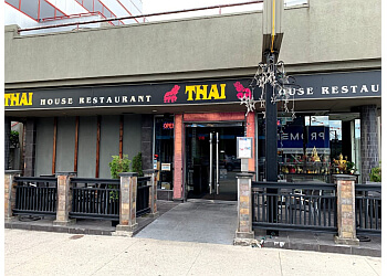 North Vancouver thai restaurant Thai House Restaurant
