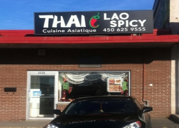 Laval thai restaurant Thai & Lao Spicy
