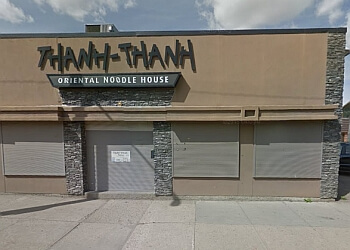 Edmonton vietnamese restaurant Thanh Thanh Restaurant Oriental Noodle House