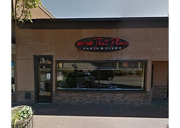Coquitlam italian restaurant That Place 4 Pizza & Pasta